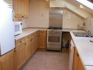 Self Catering Cottage. kitchen