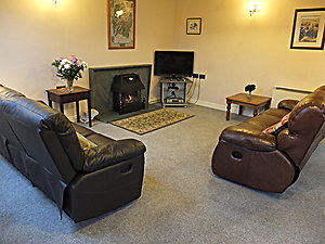 Self Catering Cottage. lounge18