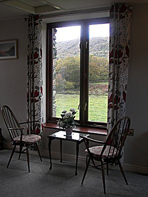 Self Catering Cottage. window2